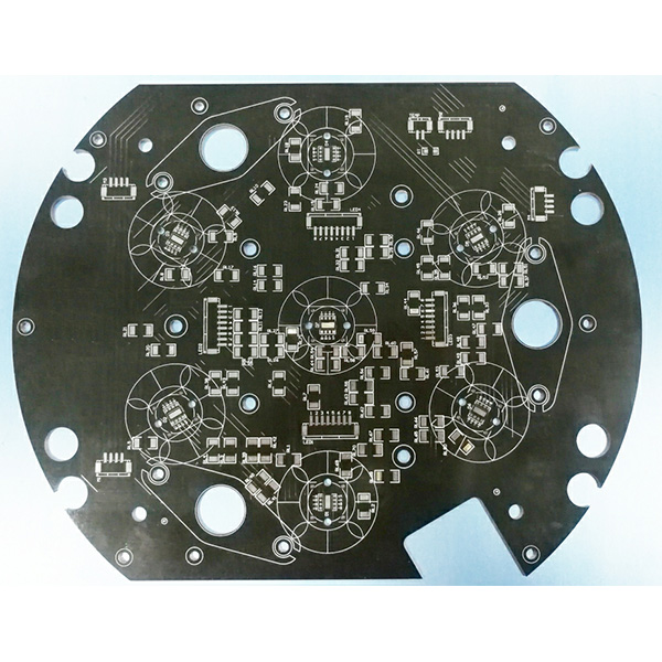 thermal and electrical separation copper based PCB used for stage lighting